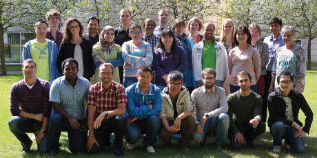 Micro and Nanotechnology for Label-free Sensing group photo 2014