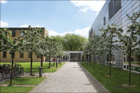 DTU Nanotech Entrance