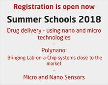 Sign up for summer schools